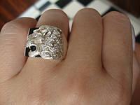Мужские перстни из серебра (28видов)