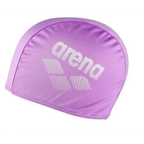 Шапочка для плавания Arena Polyester Ii (002467-800), фото 2