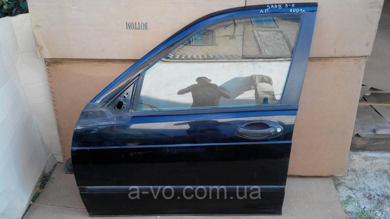 Двері передня ліва для Saab 9-5 , 1997-2010