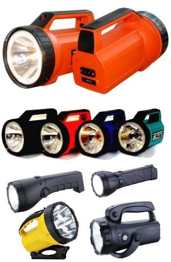 Аккумуляторные фонари и лампы