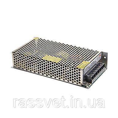 """Блок питания импульсный  150W 12V (IP20, 12,5A) Series """"S"""""""