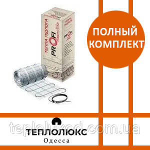 Нагревательный мат PROFI THERM Eko mat 1340 Вт 8,5 м2