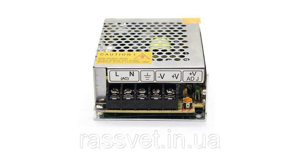 """Блок питания импульсный  60W 24V (IP20, 2,5А) Series """"S"""""""
