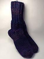 Носки вязаные мужские (35% шерсть)