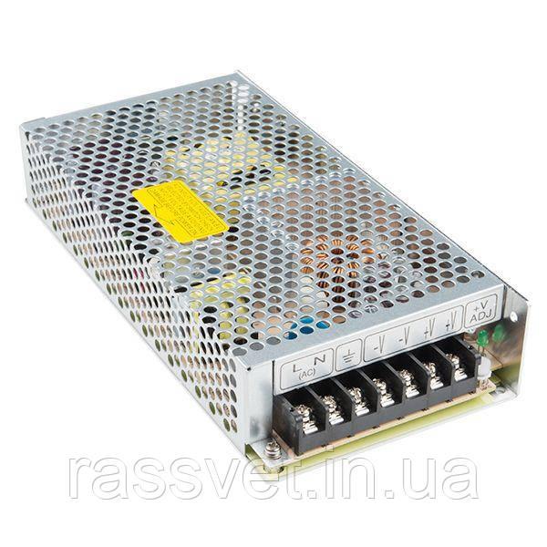 """Блок питания импульсный  200W 12V (IP20,16,6A) Series """"M"""""""