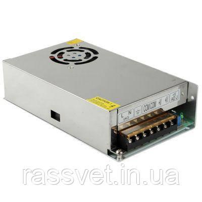 """Блок питания импульсный  360W 12V (IP20, 29,17A) Series """"M"""""""