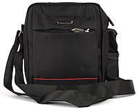 Красива чорна чоловіча сумка Beierwei art. 635, фото 1