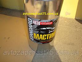 Мастика от коррозии, автоантикор (резино-битум) 4 кг (производитель Дорожная карта, Харьков)