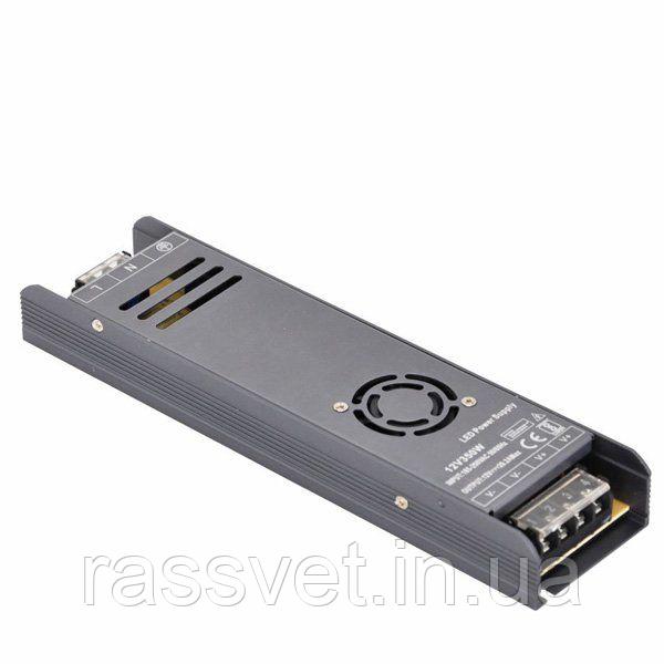 """Блок питания импульсный  Slim 350W 12V (IP20, 29,2A) Series """"SP"""""""
