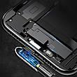 Кабель синхронизации Baseus Exciting Lightning Cable 2.4A 1м black (CALCJ-A01), фото 4