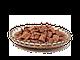 Консервированный беззерн. корм для кошек с Телятиной, куриным филе и шпинатом в соусе 85 г Optimeal, фото 2