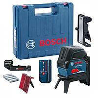 Лазерный нивелир Bosch GCL 2-50 + LR 6 + RM 1 + BM 3