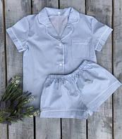 Набор Рубашка с шортиками Хлопок, фото 1