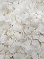 Крышка флип-топ пластик белый для флаконов 20 мм