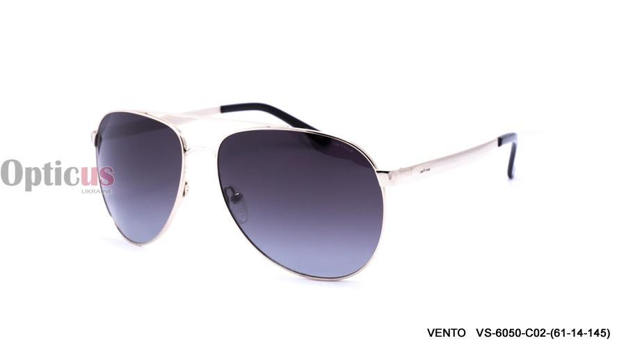 Окуляри сонцезахисні VENTO VS6050 C02