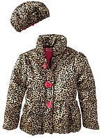 Куртка c беретом Young Hearts(США) для девочки 2-3 лет