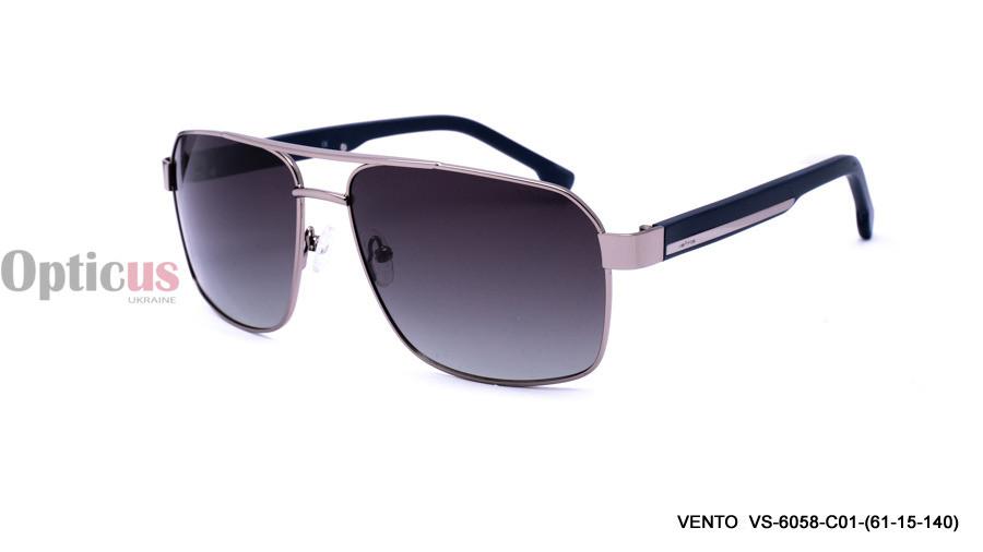 Окуляри сонцезахисні VENTO VS6058 C01