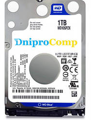 "Жёсткий диск 2.5"" Western Digital Blue 1TB 5400rpm 128MB WD10SPZX 2.5 SATA III"