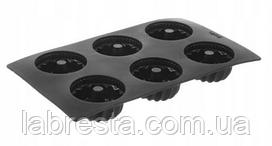Форма силиконовая Savarin mini Hendi 676134, 6 ячеек