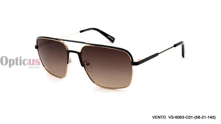Окуляри сонцезахисні VENTO VS6063 C01
