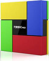 Смарт ТВ Sunvell T95K Pro TV Box Amlogic S912 2/16GB Android 6.0, фото 1