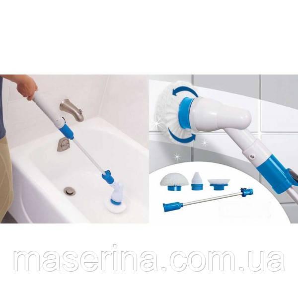 Беспроводная щетка для уборки Spin Scrubber