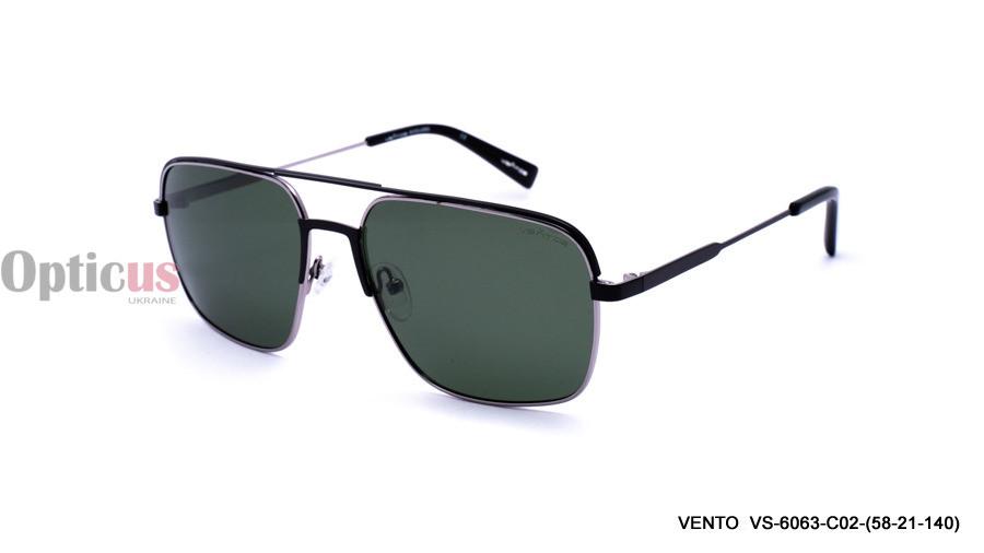 Окуляри сонцезахисні VENTO VS6063 C02