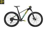 """Велосипед 27.5"""" Trek Roscoe 6 черно-зеленый, фото 1"""