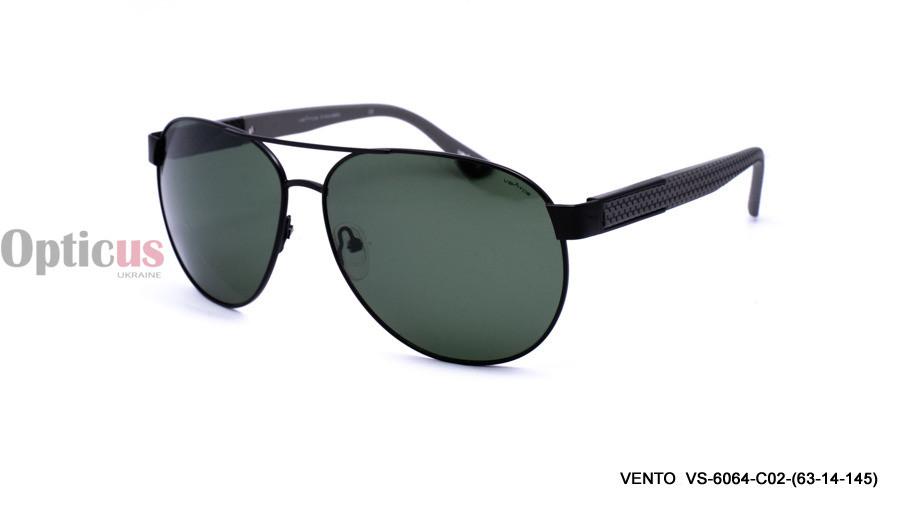 Окуляри сонцезахисні VENTO VS6064 C02
