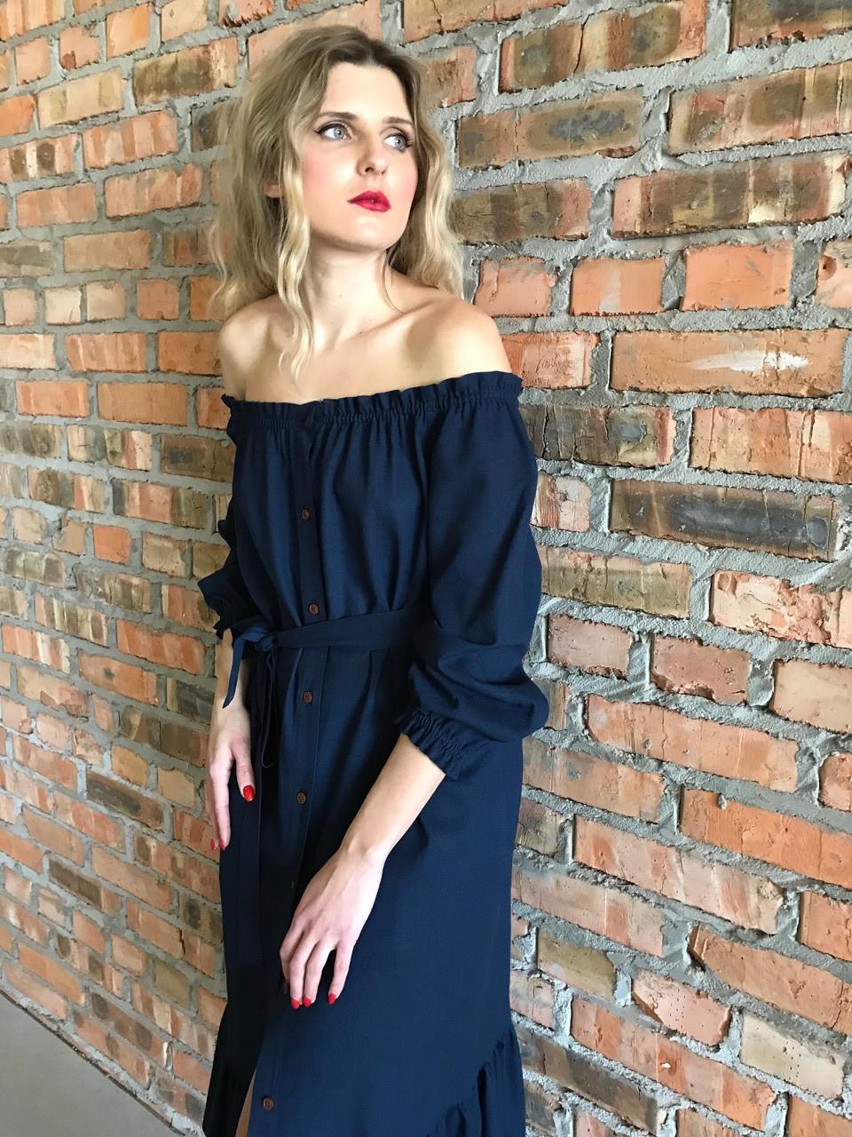 Платье женское лен размер XS-M