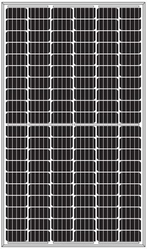 Солнечная батарея Leapton LP-M-120-H-330W/5bb, (монокристалл)