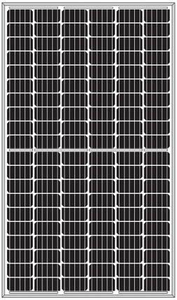 Солнечная батарея Leapton LP-M-120-H-330W/5bb, (монокристалл), фото 2