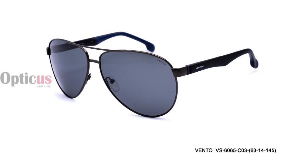 Окуляри сонцезахисні VENTO VS6065 C03
