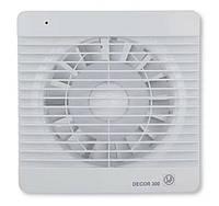 Вентилятор вытяжной  DECOR-300 S