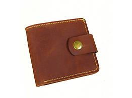 Женский кошелек портмоне GS коньячный