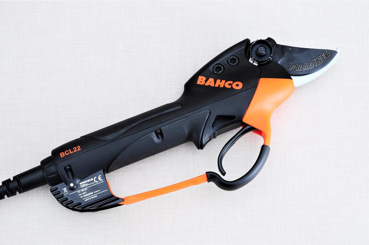 Секатор акумуляторний Bahco BCL22