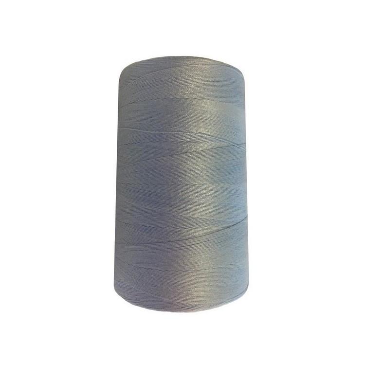 Высокопрочные нитки №20/3 S-235 серый светлый (боб.2000ярдов)