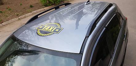Наклейка с шашками на такси (30х40-2 шт. в комплекте), фото 3