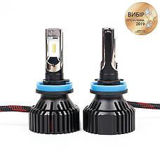 Светодиодные автолампы CARLAMP Smart Vision H11 6500 K (SM11), фото 2
