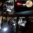 Светодиодные автолампы CARLAMP C10W Софитка+canbus Т11x41 мм (SJ-K6-41мм), фото 6