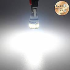 Світлодіодні автолампи CARLAMP W5W (F18-T10W), фото 3