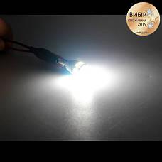 Світлодіодні автолампи CARLAMP W5W (F18-T10W), фото 2