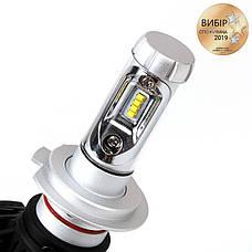 Светодиодные автолампы CARLAMP Day Light H7 (DLH7), фото 2