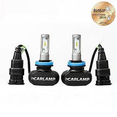 Светодиодные автолампы CARLAMP Night Vision H11 (NVH11), фото 2