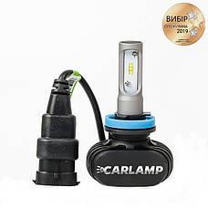 Светодиодные автолампы CARLAMP Night Vision H11 (NVH11), фото 3