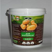 Удобрения для картофеля NPK 15:9:28 1 кг