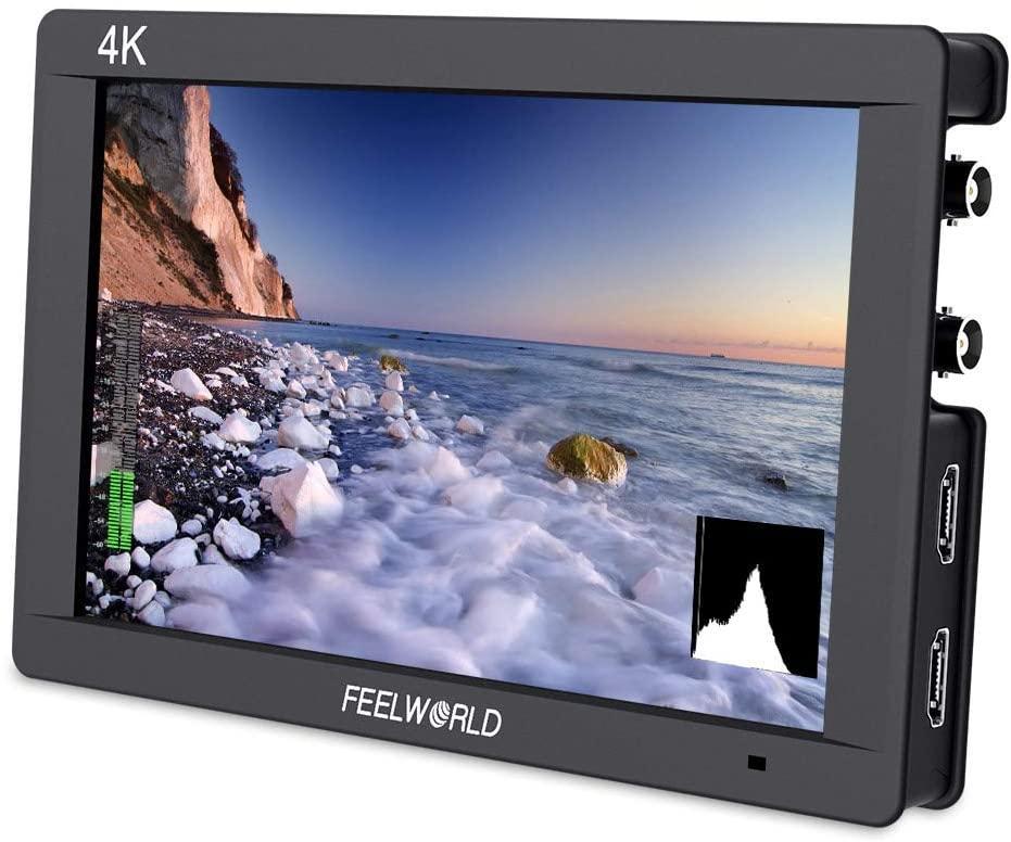 "Монитор FeelWorld FW703 7"" IPS 3G-SDI 4K HDMI On-Camera Monitor (FW703)"