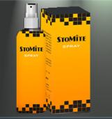 Антигельминтное средство StoMite - эффективный спрей от клещей СтоМит,  отпугиватель клещей, крем от клещей