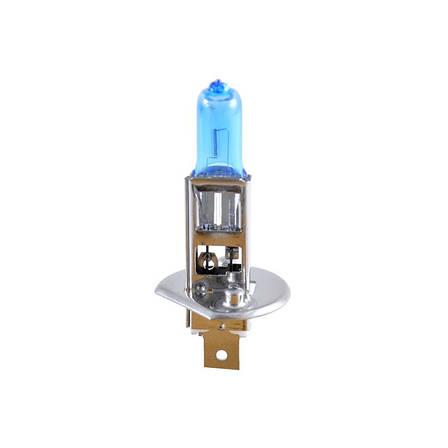 Галогеновая лампа Solar H1 12V 55W P14,5s StarBlue 4200K (1241), фото 2