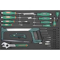 D737125SV Набор инструмента, 25 предметов, EVA ложемент